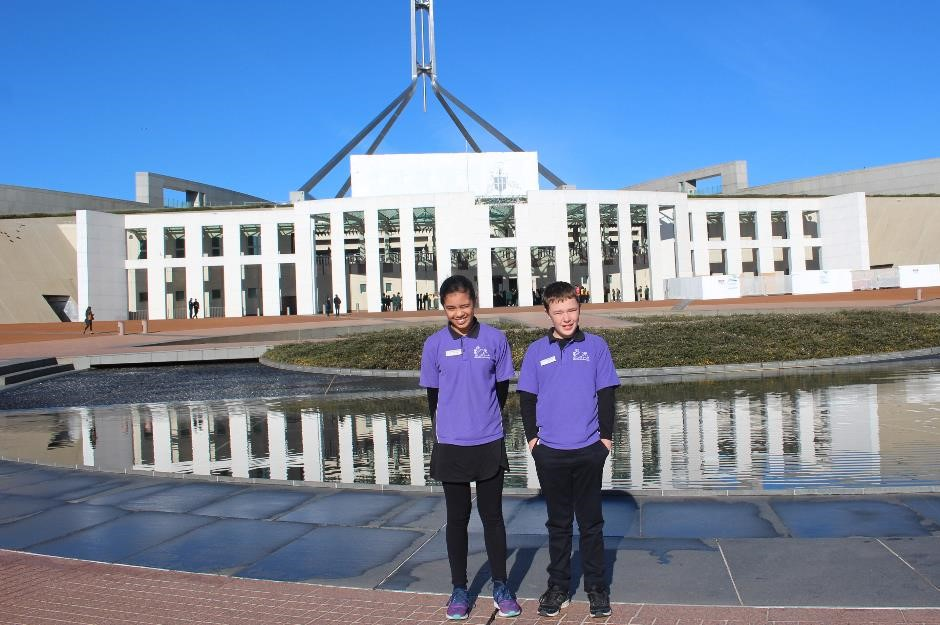 Canberra Trip Funding